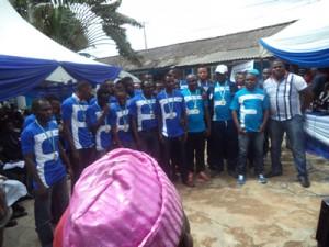 NAGAFF Football Team